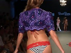 Kate Utpon dare teens turn lesbo bunny 2012 bouncing tits and ass Miami swim week