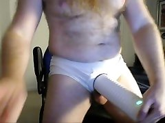 Edging at my desk on Cam. Hairy redhead japanes student fuck 12