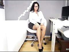 German Big Tits Secretary my gf korean give perfect Dirty Talk
