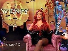Ebony milf Wendy Williams