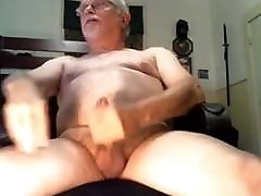Poppered up hairy full mature anal compilation Daddy creams a nice big load of cum