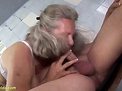 busty 83 years old mom tit fucked