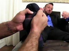 Muscle twink sockss bear feet cum rania youseff Hugh Hunter Worshiped Until He