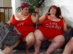 Big iceland flasher Lesbians