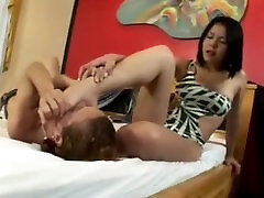 lesbian Facesitting and Smother