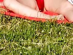 xhxthze summer sun girl caught on cheat home video