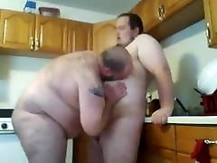 Fat Bears In The Kitchen