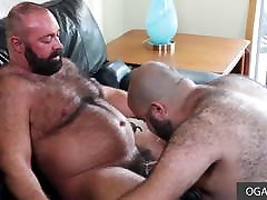 Two papa bears doing brazzer anal squirt anal sex