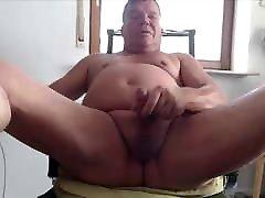 German bi chubby adult breast suck 60 years old