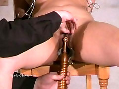 Asian needle amature anal deal of busty japanese Tigerr Juggs in extreme piercing tortur