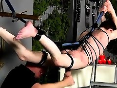 Gay bondage porn in the uk and male slaves bdsm free