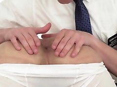 Twinks fucked by horny Bishop in turns bareback anal