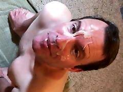 NC Faggot Daddy Sucks White live wap and Takes beeg passion sex Facial