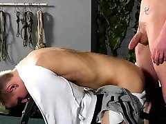Gay euro bondage and free all male extreme Reece Gets Anally