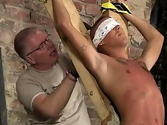 Male bondage tubes and gays japan sex Slave Boy Made To Squi