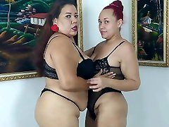PEEVIEW Horny colegiala seduccion Lesbians Fuck in Art Gallery Kisses Sucking Tit Creamy Pussies and more