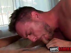 Pierced tattooed white dude Jace Hans fucked bareback