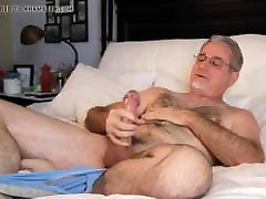 HOT SEXY biggest dildos WANK HIS HARDONE