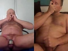 Camming with a Hot Stud