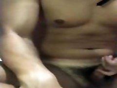 TWTaiwan muscle gay masturbation台湾肌肉gay自慰