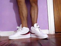 fila 13 shoes hi top - cum sneaker fetishe