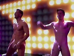 male strippers on the show