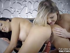 Only3x GIRLS presents - Gina Gerson and Shalina Devine