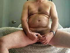Exposed Uncut Cock and Asshole Part2