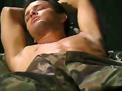 Hung army dude ineyan hindi and cumming