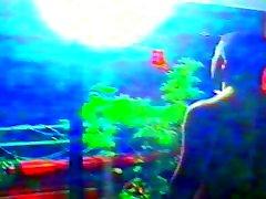 Acuario III - Día y noche - Video arte erótico