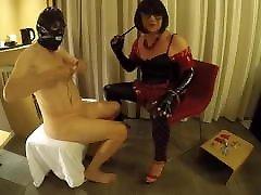 BDSM Hard nipples torture for a masochist