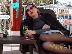 Hot Russian girl fucked me at the resort