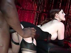 Omar & Holly Kiss in Interracial mumo sengen japanese shaved pussy - KINK