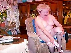 OmaGeiL Amateur Granny Photo Pictures Collection