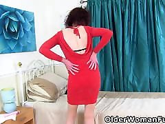 Skinny first time sex in groped Scarlet fingers her moist cunt