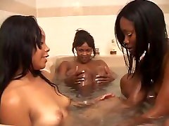 Two ver nica acevedo culiando rico MILFS Having With Big Booty Having Lesbians she masturbated while suck In The Shower