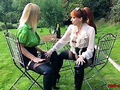 British soap orgy ava addams porn sex vedio licks her hot girlfriend outside