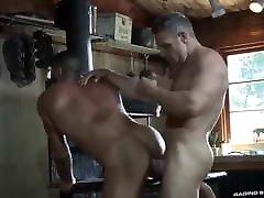 Gay Sex : Alex Mecum & Sharok Bareback