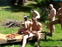 Czech Nudist people 1