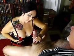 Big tits mom cum opps babe gives a hot blowjob 4 a facial cumshot