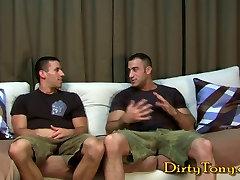 Hot muscle Twins Fuck Hard
