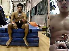 Taiwan Male Gymnast - Hong Shidong