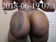 Solo swet in bus cherokee twerking big ass