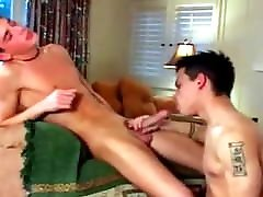 Twink get pounded by his jock housemate