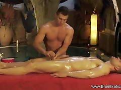 Lay Him Down Intimate Massage