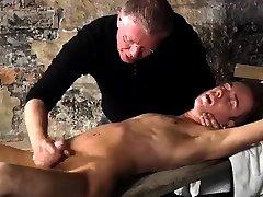 Male leather bondage zulma lobato porn movietures British twink