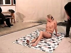 Tied up helpless porn german hd tits bondage sub penalized and pleasured by sexy dancing vip dom