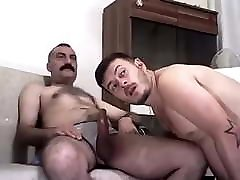 Turkish Guys having hot porn oldje com on Cam