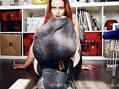 Vends-ta-culotte - JOI French percect ass hainsika xxx vidoes Smoking Domina