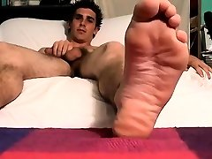 Free gay twinks Toe-Curling Cum Squirts!